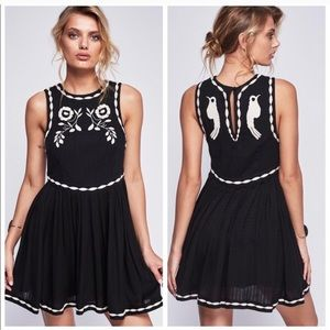 Free People Birds of a Feather Dress 242